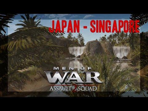 Men of War: Assault Squad 2 - [Japan] - Singapore