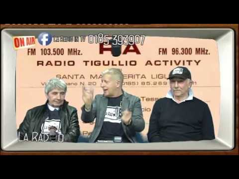 La Radio in TV - Radio Tigullio Activity RTA 1
