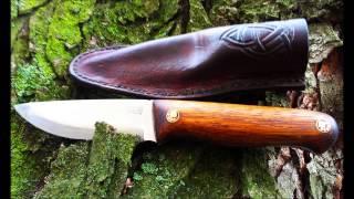 TomP Knifemaking - Tlim bushcraft knife