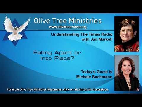 Falling Apart or Into Place? – Michele Bachmann