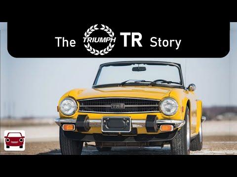 The Triumph TR Story