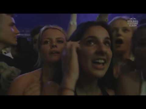 Wiz Khalifa & Taylor Gang Dj Khaled Dub Joey Bada$$ (Red Bull Culture Clash 2016)