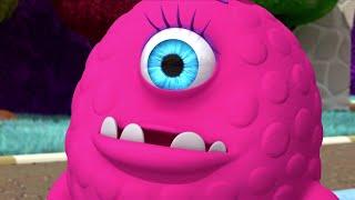 Monsters | Monster Bowl Meltdown | Learn Math for Kids | Cartoons for Kids