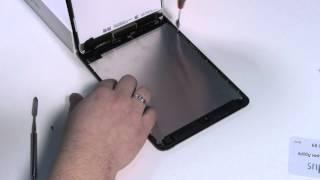 Ремонт iPad Mini: замена матрицы и тачскрина (стекла)(http://macplus.ru/ --- ремонт техники Apple http://mac-parts.ru/ --- магазин запчастей Apple., 2012-11-20T14:51:34.000Z)