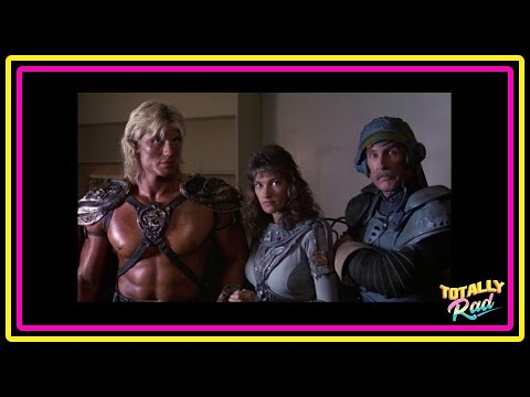 Totally Rad Movie Podcast - Episode 3: Masters of the Universe