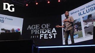 Festival Kreatif IDEAFEST 2019 Age of Pride