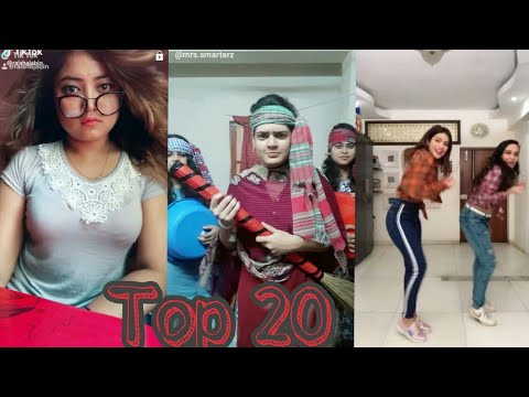 Top 20 Musically Videos || Tik Tok Musically Hot & Fanny Song 2018 ||