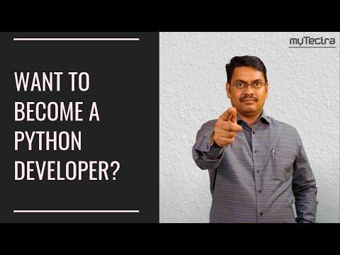 Python Developer Skills | Python Career Opportunities