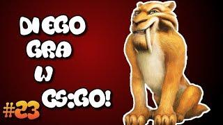 DIEGO GRA W CS:GO! - TROLL #23