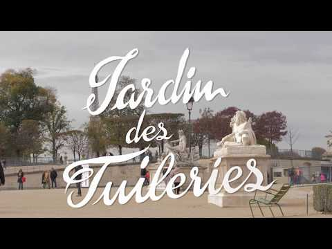 A moment at Jardin des Tuileries