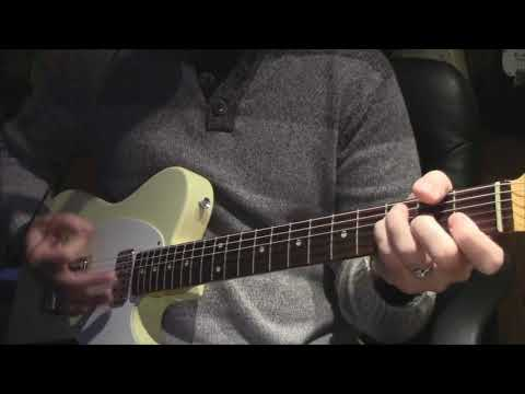 Mustang Sally Lesson- Rhythm Parts