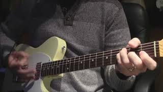 Mustang Sally Lesson- Rhythm Parts