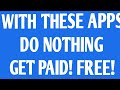 PASSIVE INCOME! DO NOTHING AND GET PAID FOR DOING NOTHING! Legit! Free Paypal Money! PASSIVE INCOME!