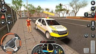 Taxi Sim #3 - City Taxi Driver - Android Gameplay FHD