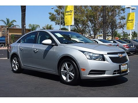 2012 chevy cruze for sale 14 947 hertz car sales costa mesa 714 434 3721 youtube. Black Bedroom Furniture Sets. Home Design Ideas