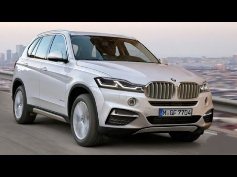 2017 Bmw X7 Review Rendered Price Specs Release Date Youtube