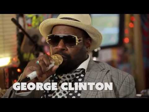 CUZ'S CORNER - GEORGE CLINTON (Live at Telluride Blues & Brews 2014) #JAMINTHEVAN