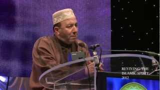 Quran Recitation by Sheikh Mohamed Jebril at RIS 2012