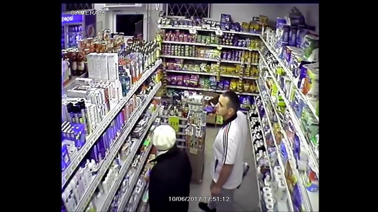 Elbląg: Policjanci poszukuja sprawcy kradzieży. Wideo z monitoringu. – 28.12.2017