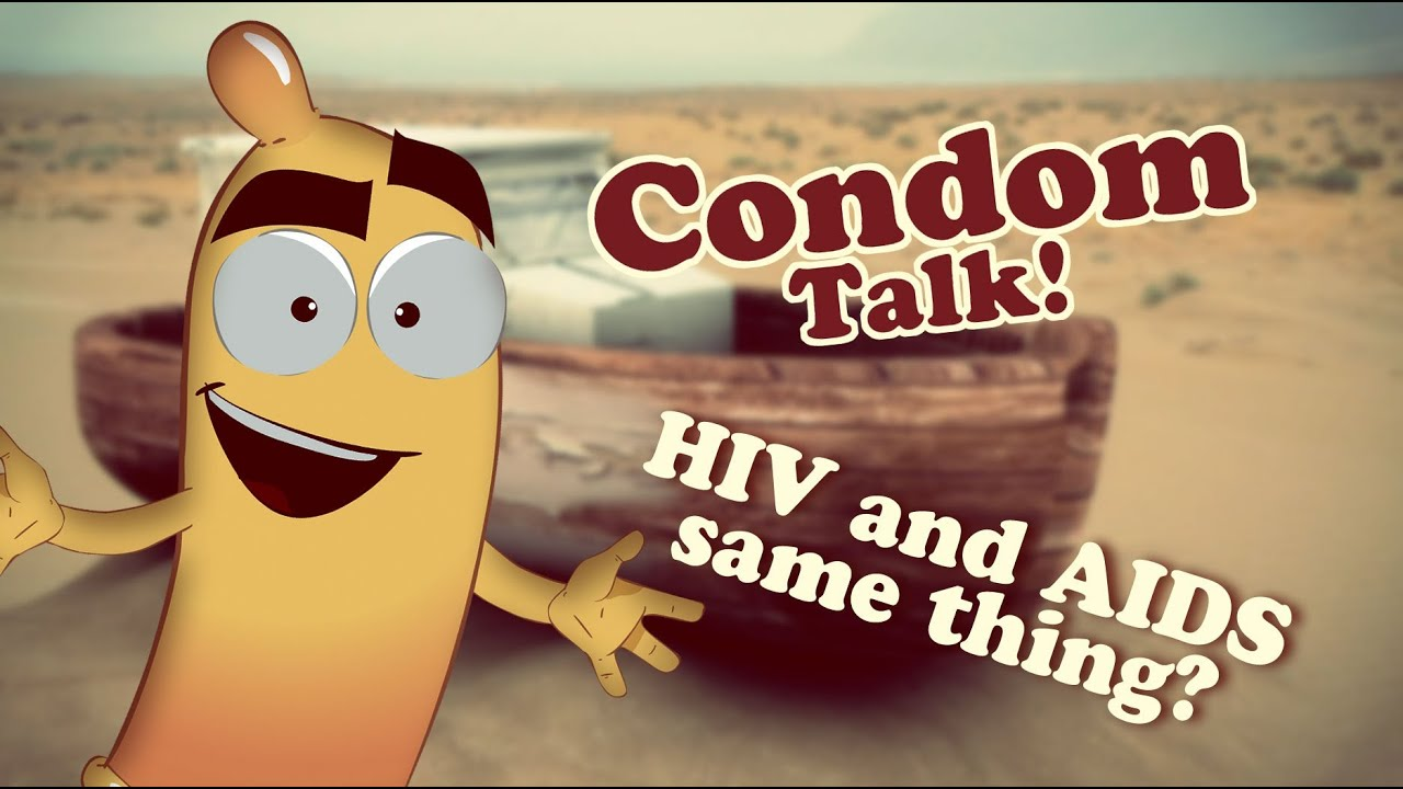 Funny Condom Video Differences Between Hiv And Aids - Youtube-9300