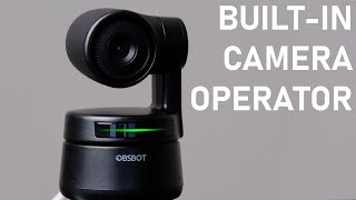 My new webcam has AI Tracking! OBSBOT Tiny review