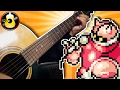 Chrono Trigger - Gato's Song (Guitar, Violin & Lute Cover/Remix) || String Player Gamer