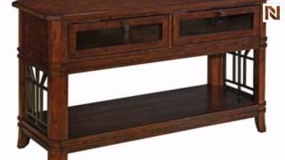 Kincaid 78-029 Rosecroft Sofa Table/small Console
