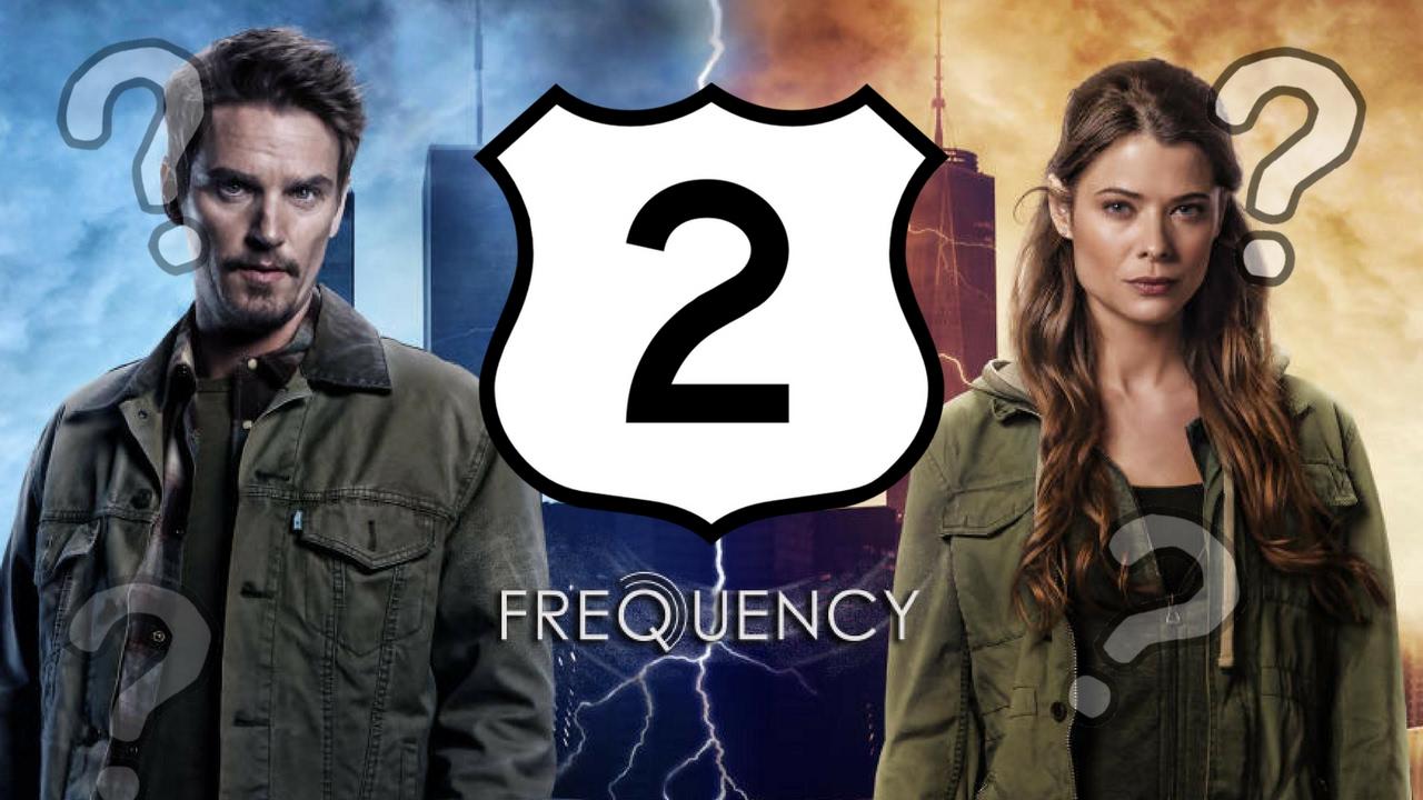 frequency säsong 2 netflix