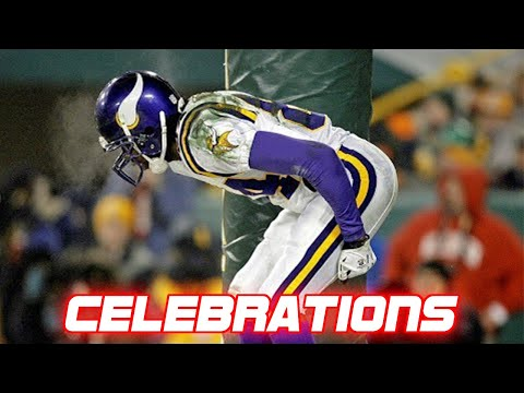 Thumbnail: The Best Celebrations in NFL Football History