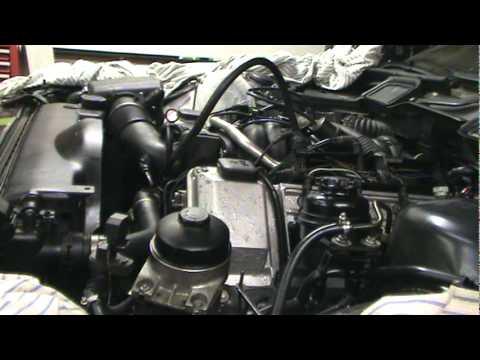 '99 E38, first run after valve & timing job