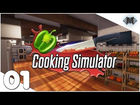 Cooking Simulator ★