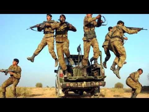 Nara e Takbeer Allah hu Akbar | Pakistan army song
