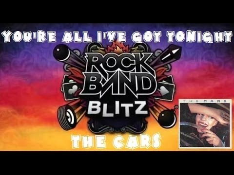 the cars you 39 re all i 39 ve got tonight rockband blitz playthrough 5 gold stars youtube. Black Bedroom Furniture Sets. Home Design Ideas