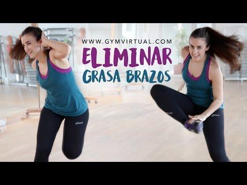Eliminar grasa de los brazos | 21 minutos