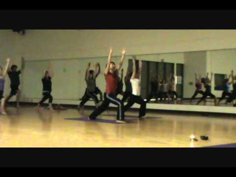 Power Flow Yoga - YouTube