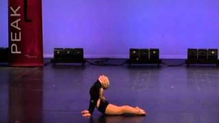 Lyrical dance solo