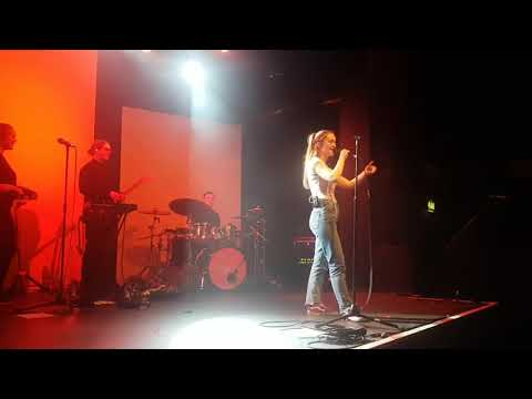 Sigrid Raw Live At Manchester Academy 2 Saturday 24th March 2018