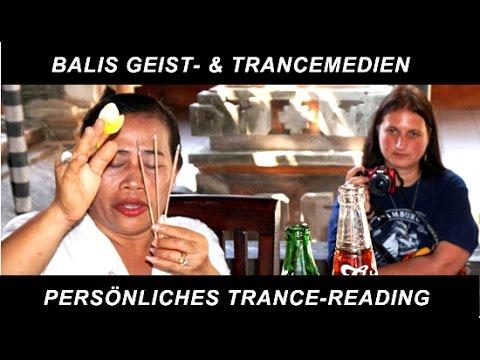 Schamanische Trancemedien besuchen