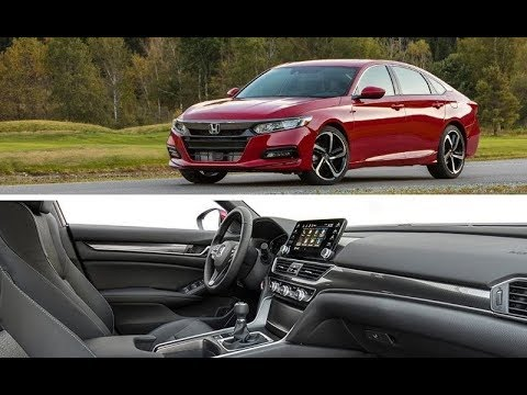 2018 honda accord 1 5t automatic red black and white 100. Black Bedroom Furniture Sets. Home Design Ideas