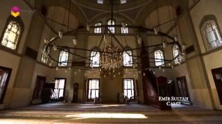 Ezan Duası 23.Bölüm Emir Sultan Camii - TRT DİYANET 2017 Video
