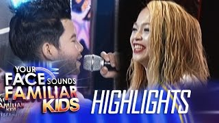Your Face Sounds Familiar Kids: Xia, ibinuking ang paghanga ni Justin kay AC