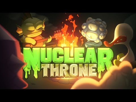 Ruiner и Nuclear Throne бесплатно в магазине Epic Games