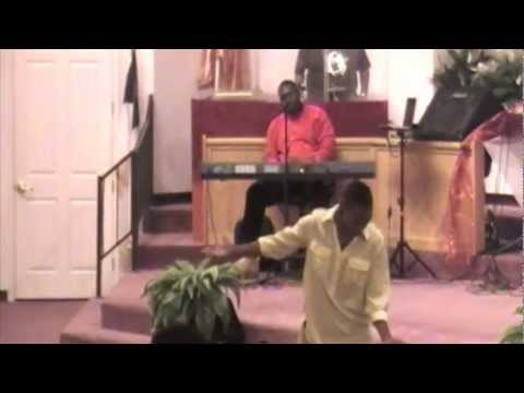 """Dear God"" By Smokie Norful - Bianca Russell - ""In His Presence"" Dance Conference 2012"