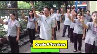 Akoy isang Pinoy- Bagong Barrio Elementary School