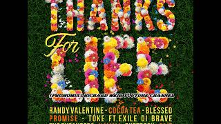 THANKS FOR LIFE RIDDIM (Mix-Oct 2018) WALSHY FIRE & THE EXPANDERS