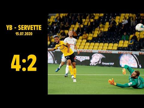 YB - Servette (4:2), 15.07.2020   Raiffeisen Super League