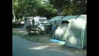 Camping La Grenouille, Goudargues, France