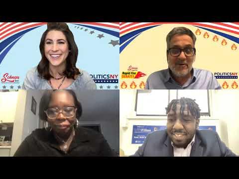 PoliticsNY Fun & Fast Debates: NYC Council District 16 (Bronx)