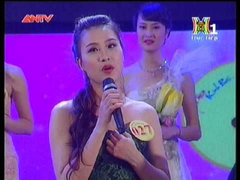 """Phần thi Ứng xử """"Người đẹp Kinh Bắc - 2014"""""""