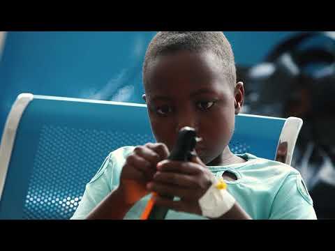 We Are TLM : Children's Cancer Centre Tanzania